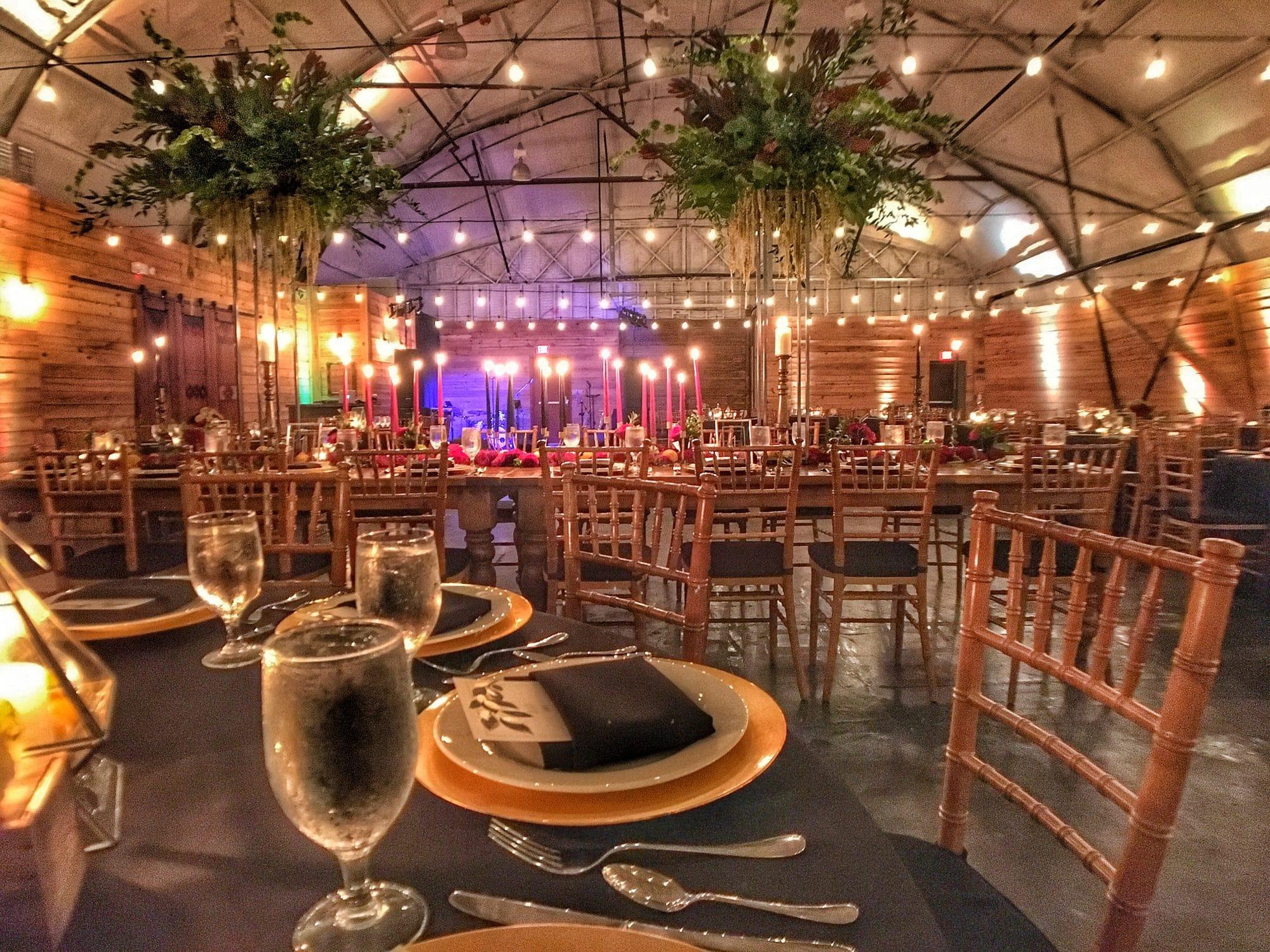 1010 West - beautiful industrial wedding reception venue
