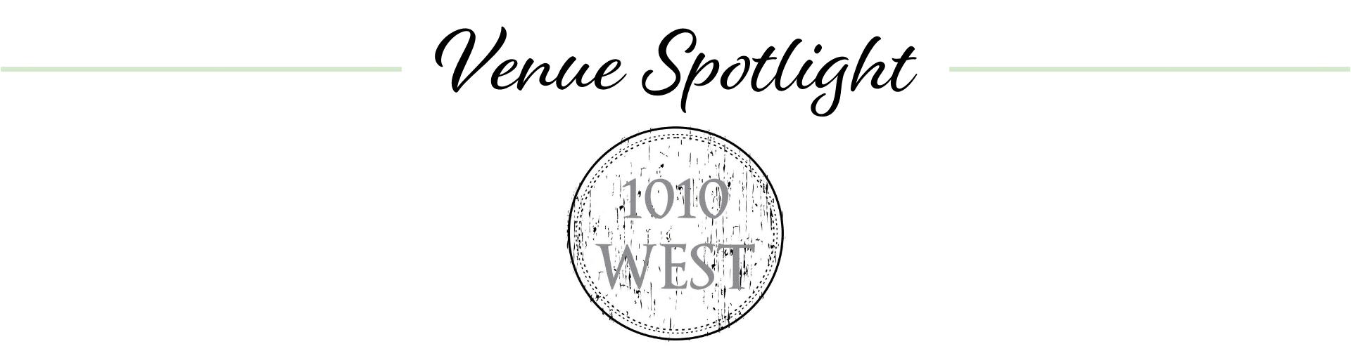 1010 West logo