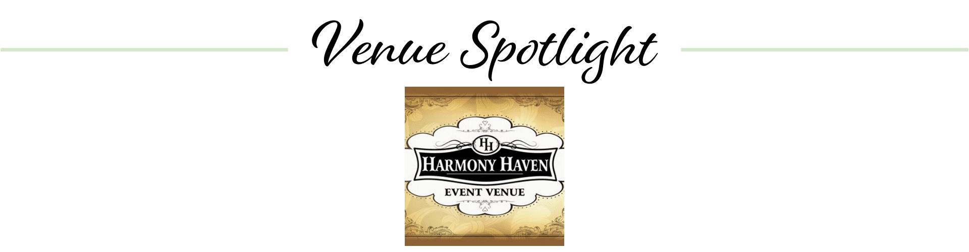 Harmony Haven Event Venue logo