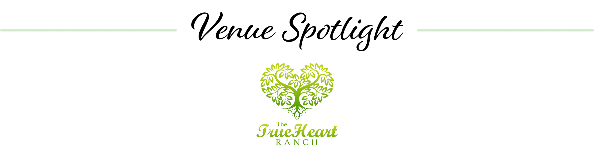 TrueHeart Ranch logo