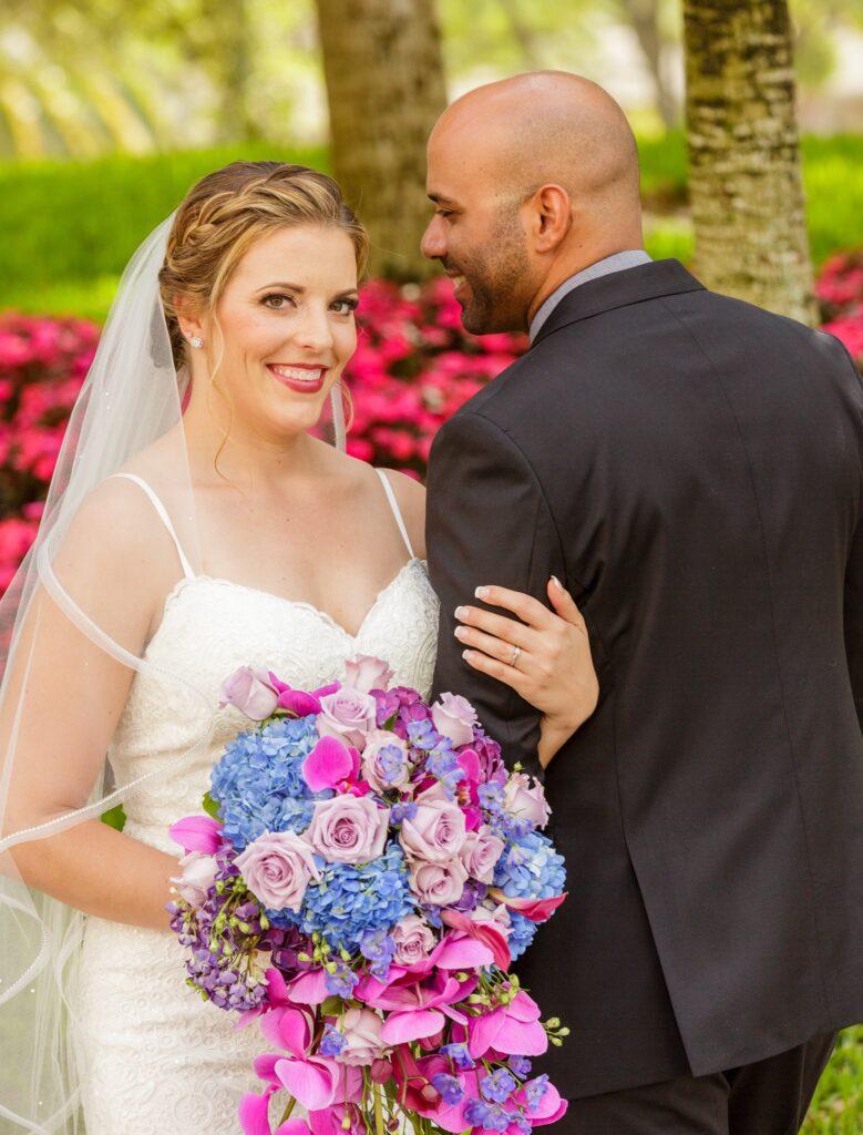 Steven Miller Photography - lovely bride and groom portrait session
