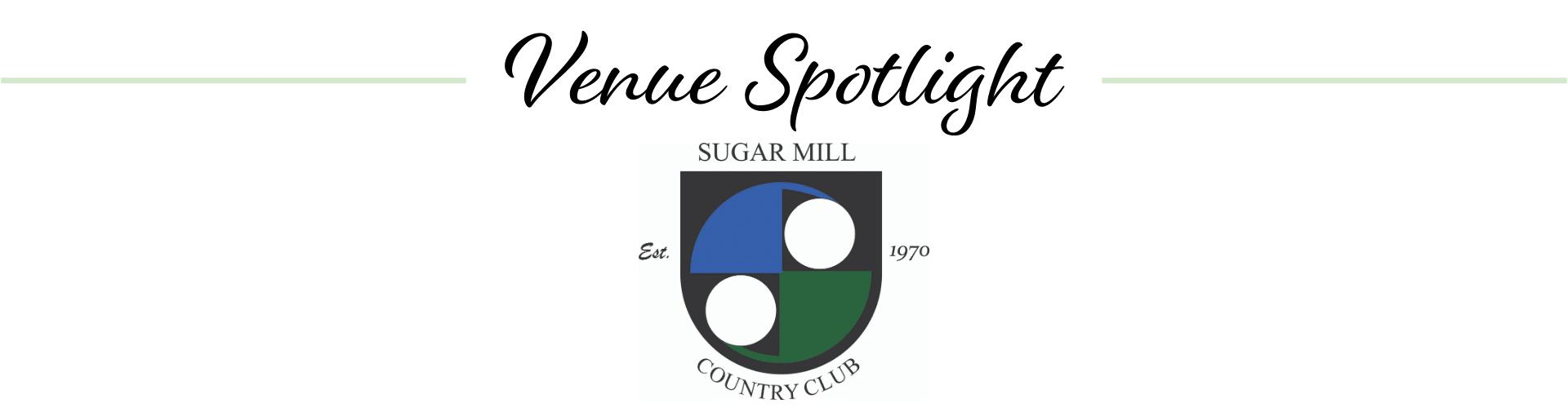 Sugar Mill Country Club logo