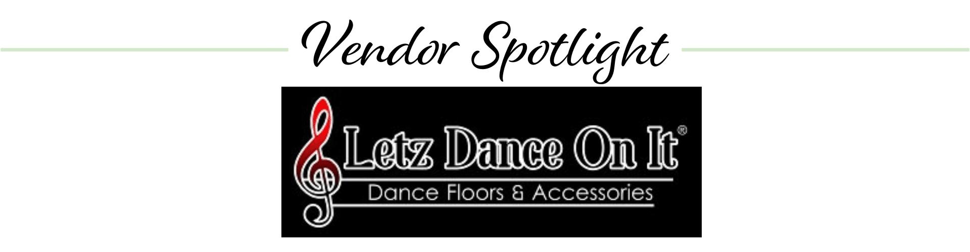 Letz Dance On It logo