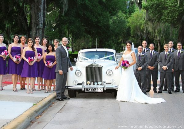 Choosing the Right Transportation Company for Your Wedding