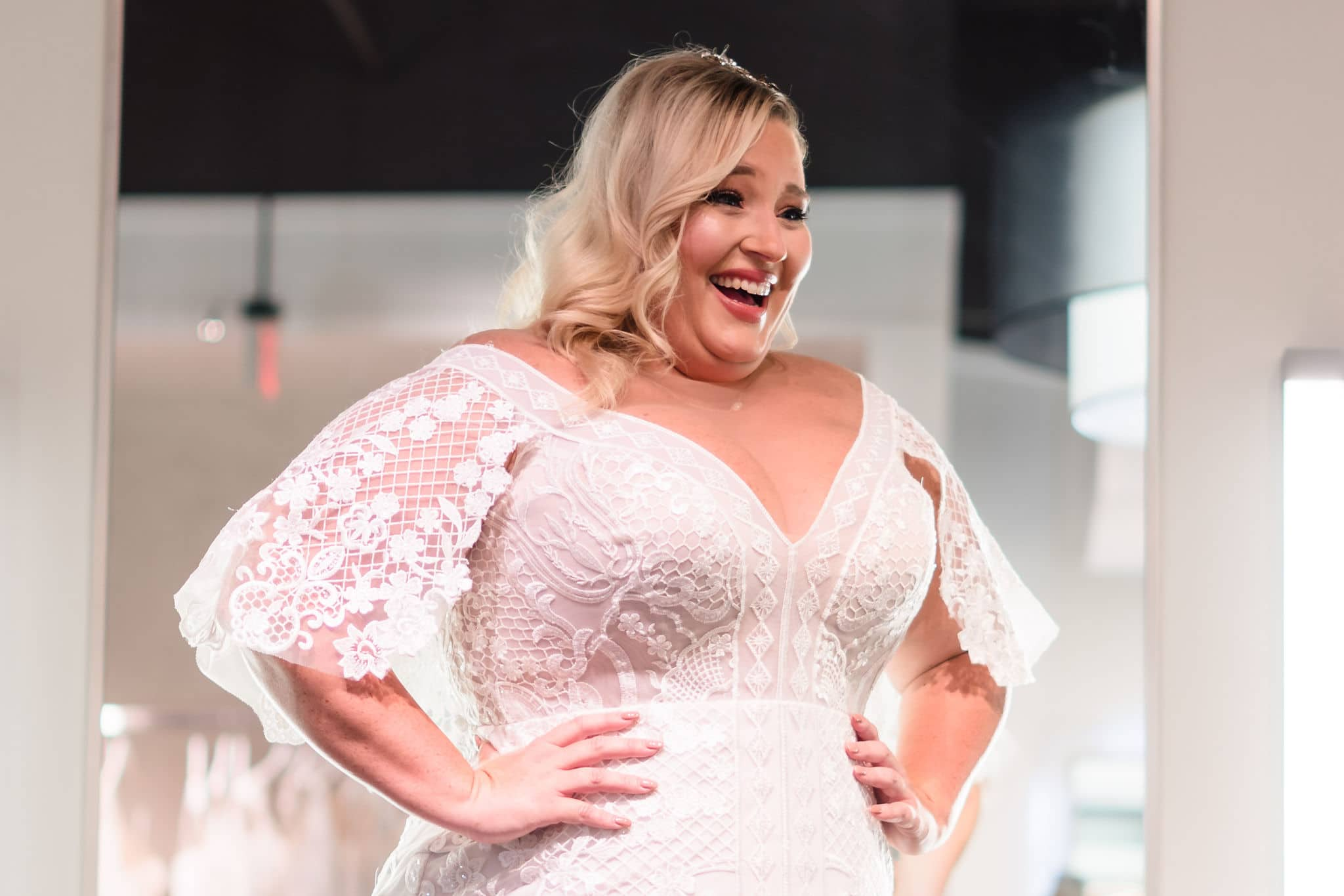 central florida plus size wedding dresses