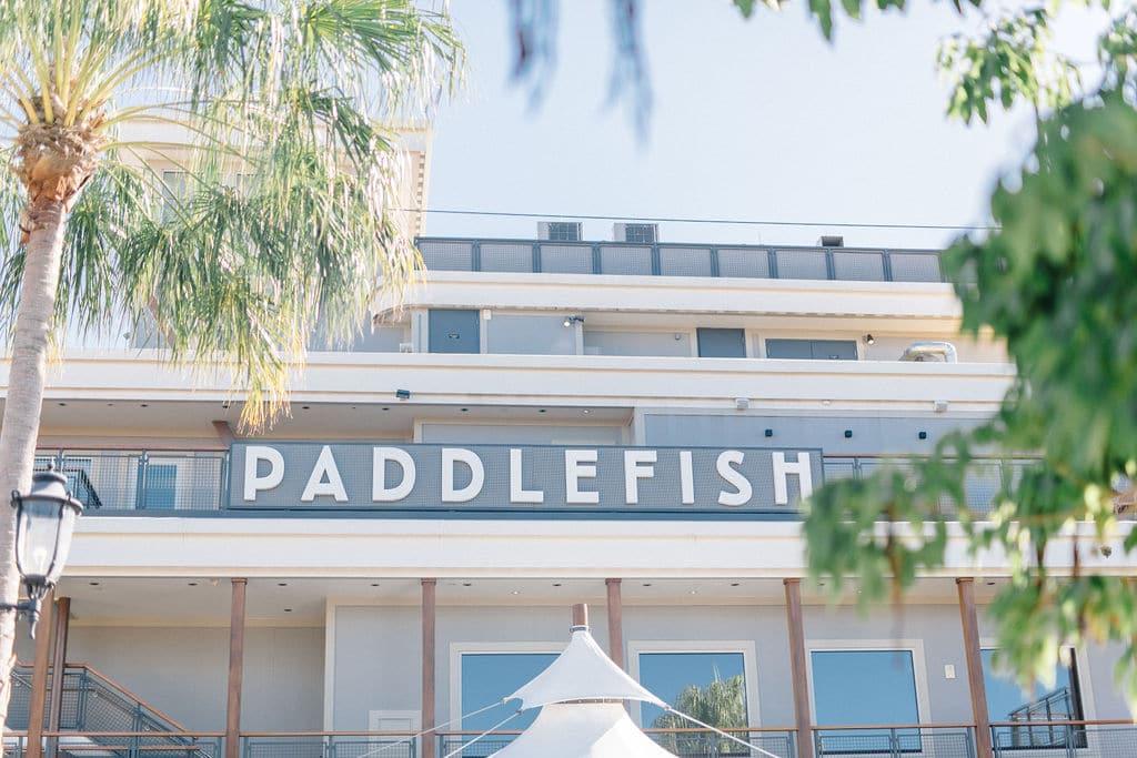 Paddlefish wedding venue Disney Princess and the Frog Wedding Theme