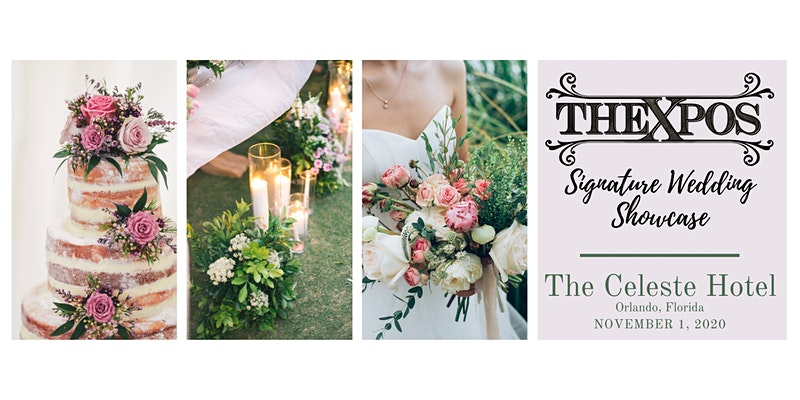 The Xpos Signature Wedding Showcase The Celeste Hotel November 1, 2020