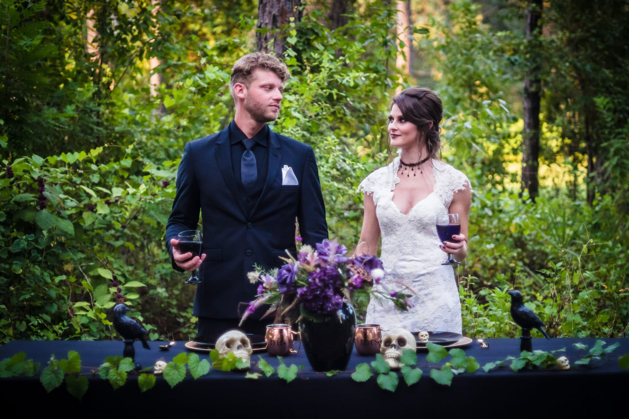 Gothic Wedding Ideas For The Perfect Themed Event ...