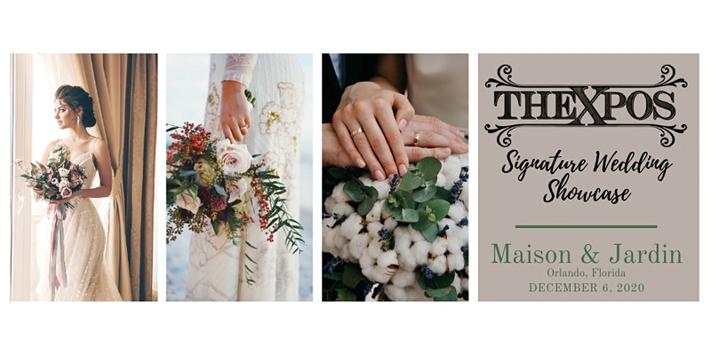 The Xpos Signature Wedding Showcase December 6, 2020