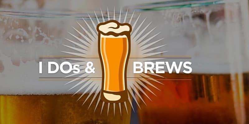 I Do's & Brews logo