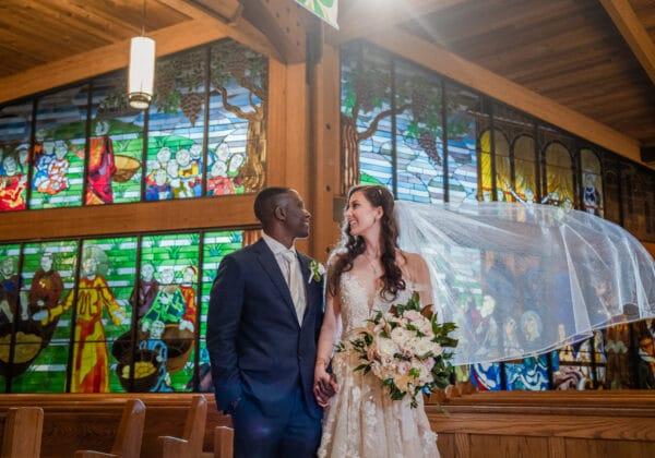 Lighting Styles in Wedding Photography
