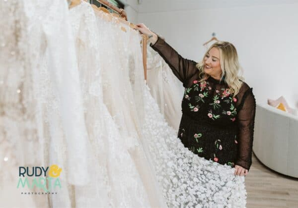 7 Questions for Wedding Dress Shopping