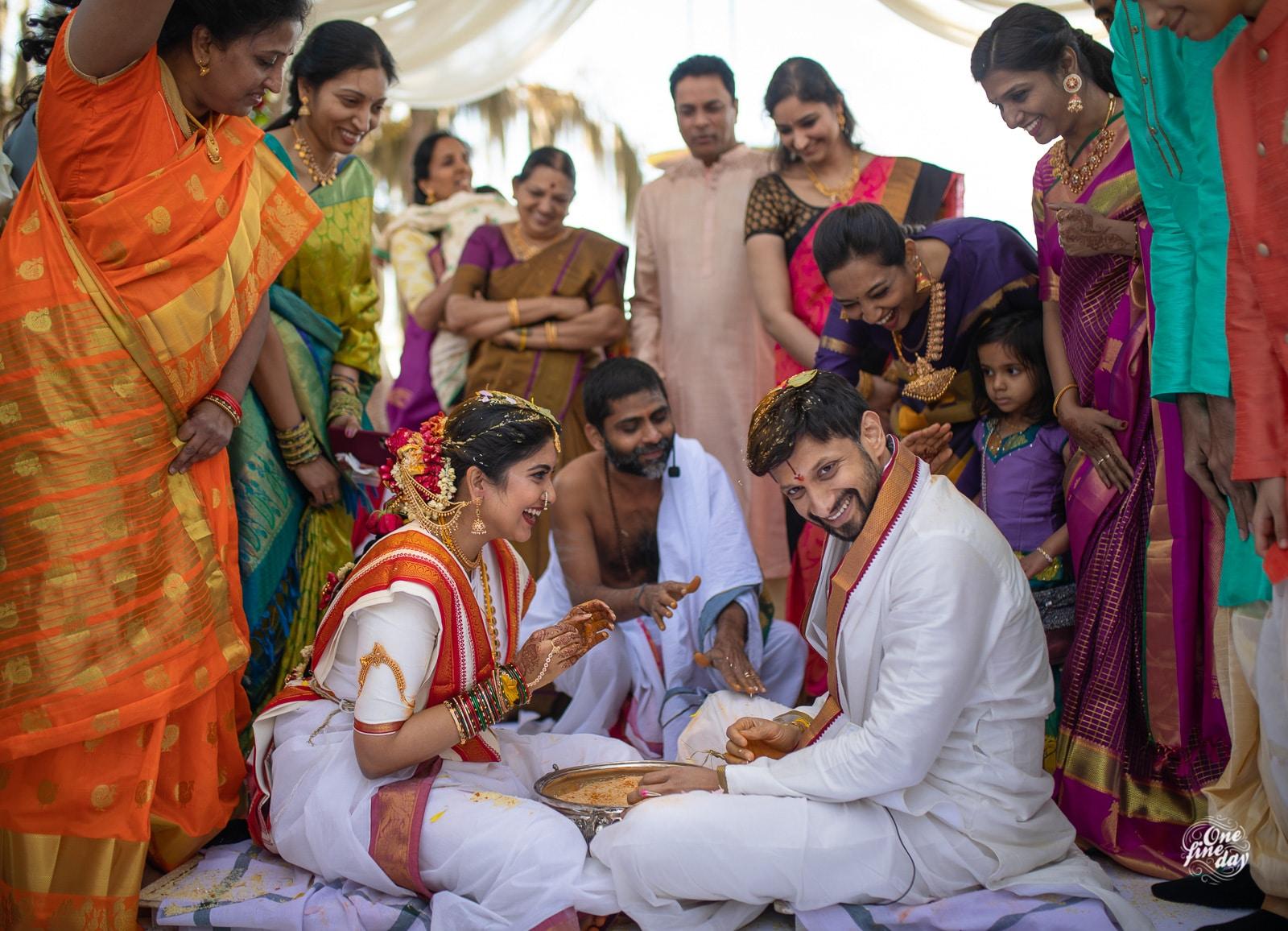 Indian wedding ceremony show by a Wedding Vendor that Celebrates Diversity