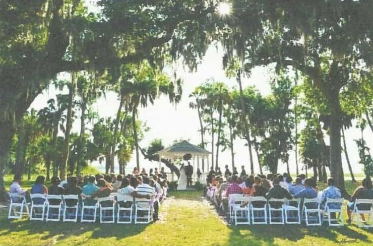 A Fantastic Waterfront Wedding Venue