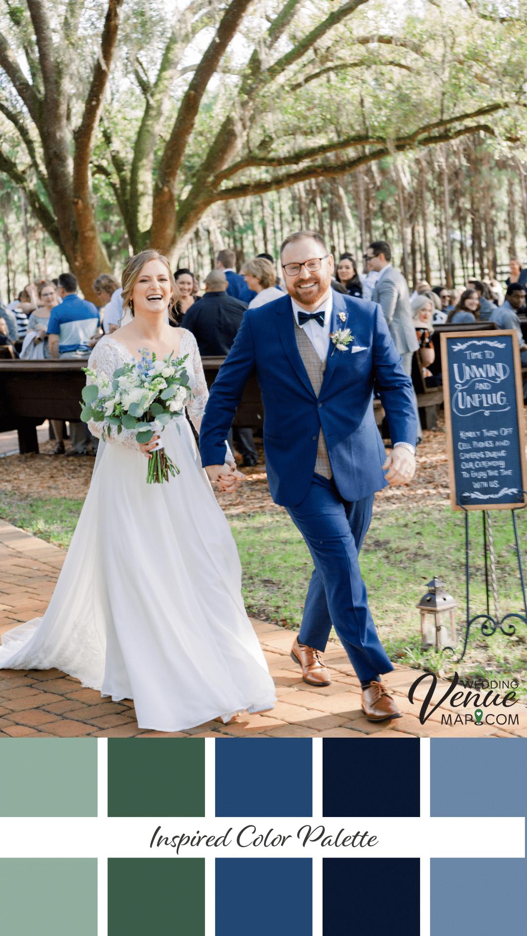 Helpful Guidelines To Make Choosing Wedding Colors Easy 16