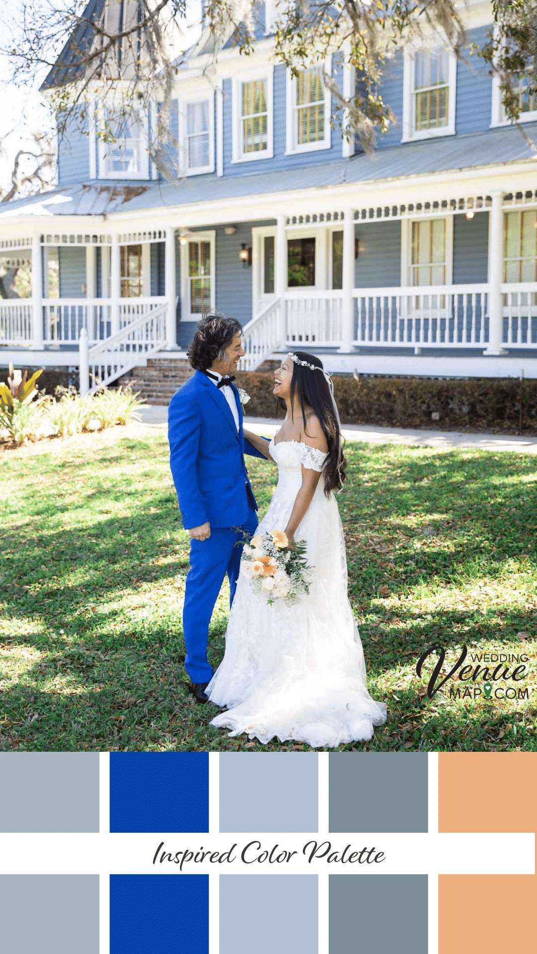 Helpful Guidelines To Make Choosing Wedding Colors Easy 17