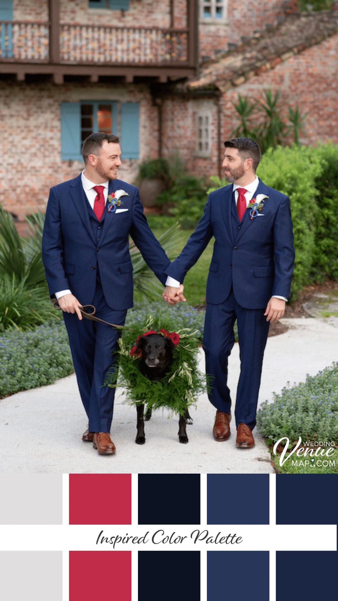 Helpful Guidelines To Make Choosing Wedding Colors Easy 18