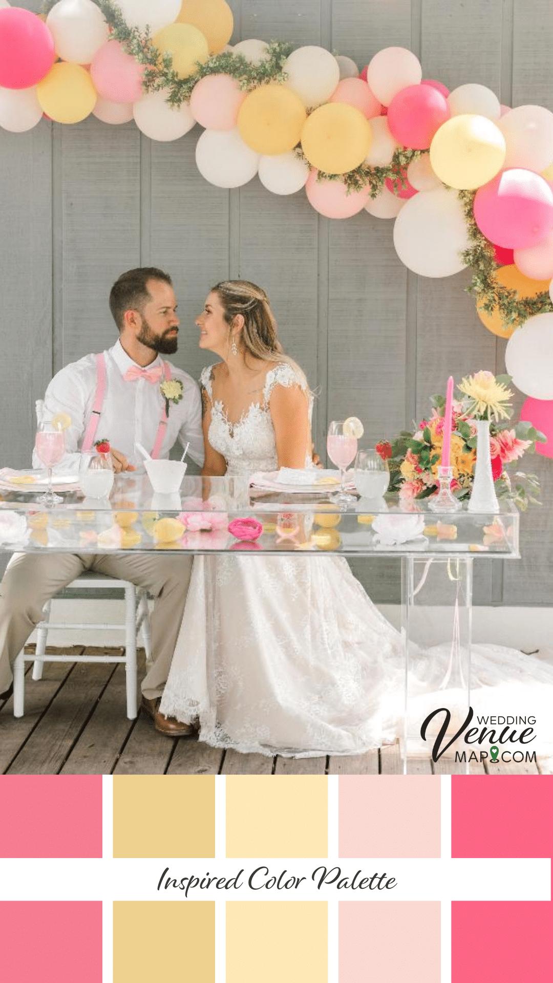 Helpful Guidelines To Make Choosing Wedding Colors Easy 22
