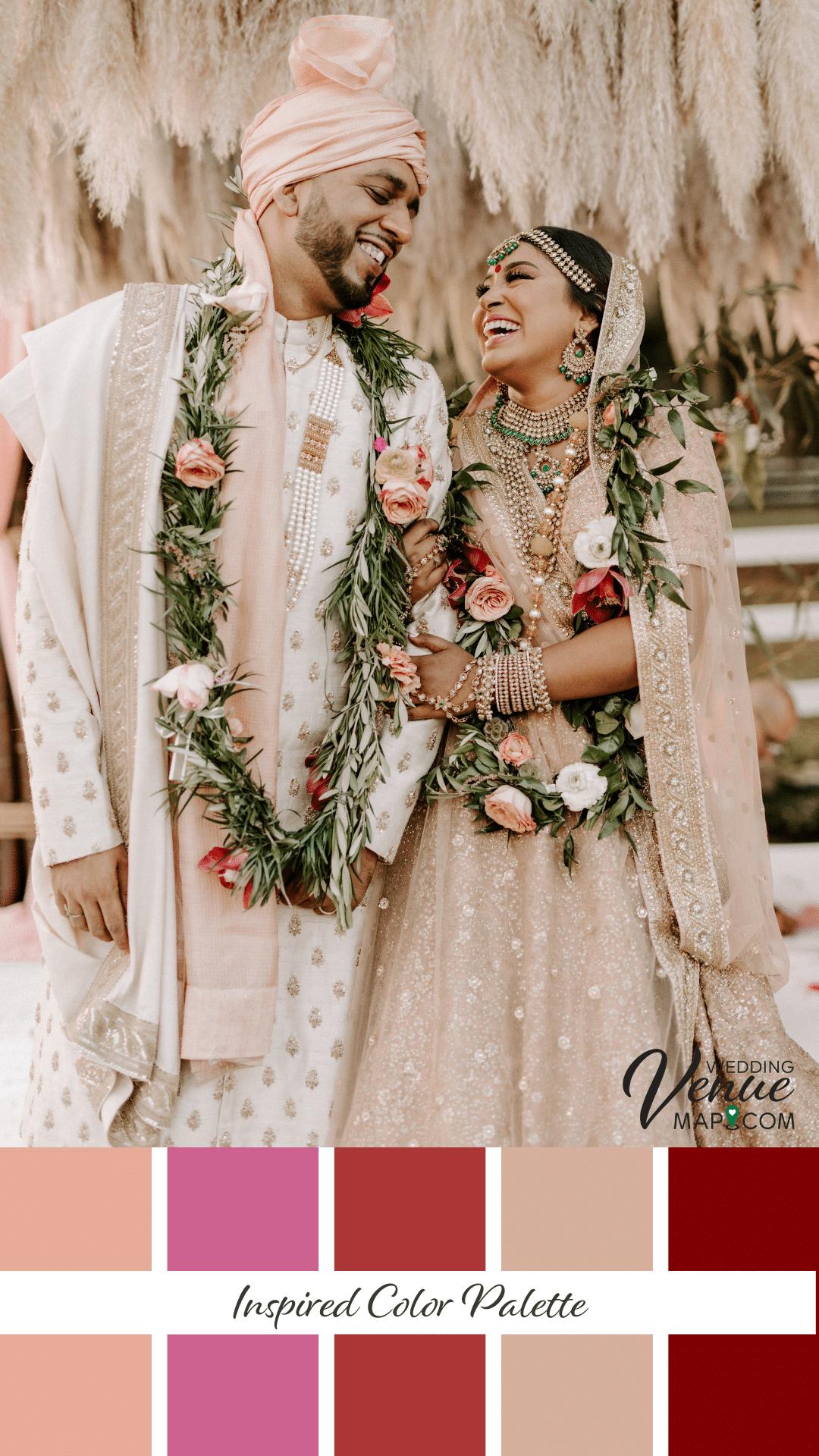 Helpful Guidelines To Make Choosing Wedding Colors Easy 24