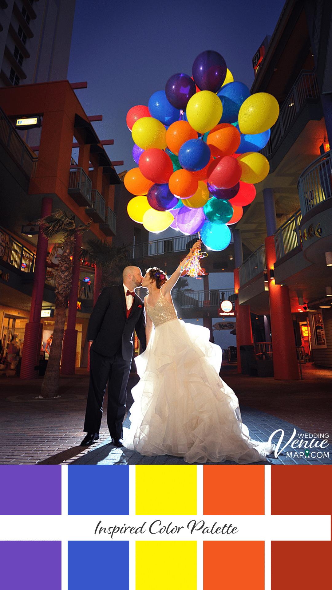 Helpful Guidelines To Make Choosing Wedding Colors Easy 27