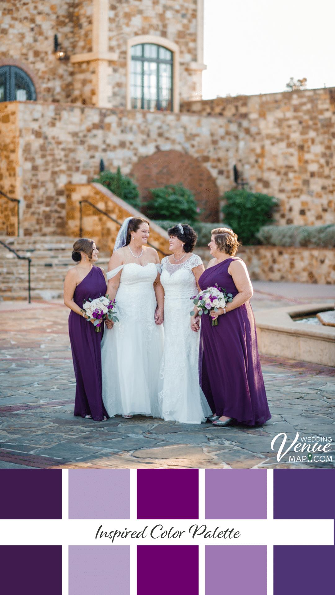 Helpful Guidelines To Make Choosing Wedding Colors Easy 28