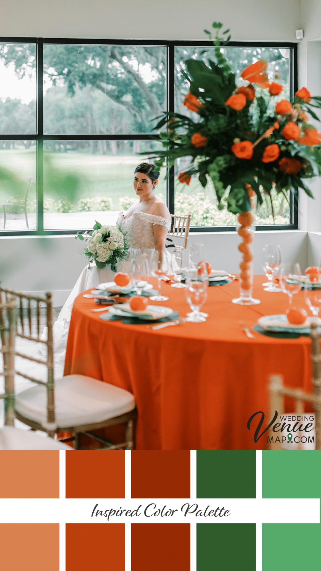 Helpful Guidelines To Make Choosing Wedding Colors Easy 29