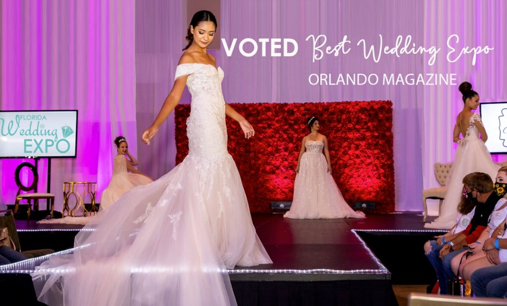 Should you be attending a wedding show? - We did! 4