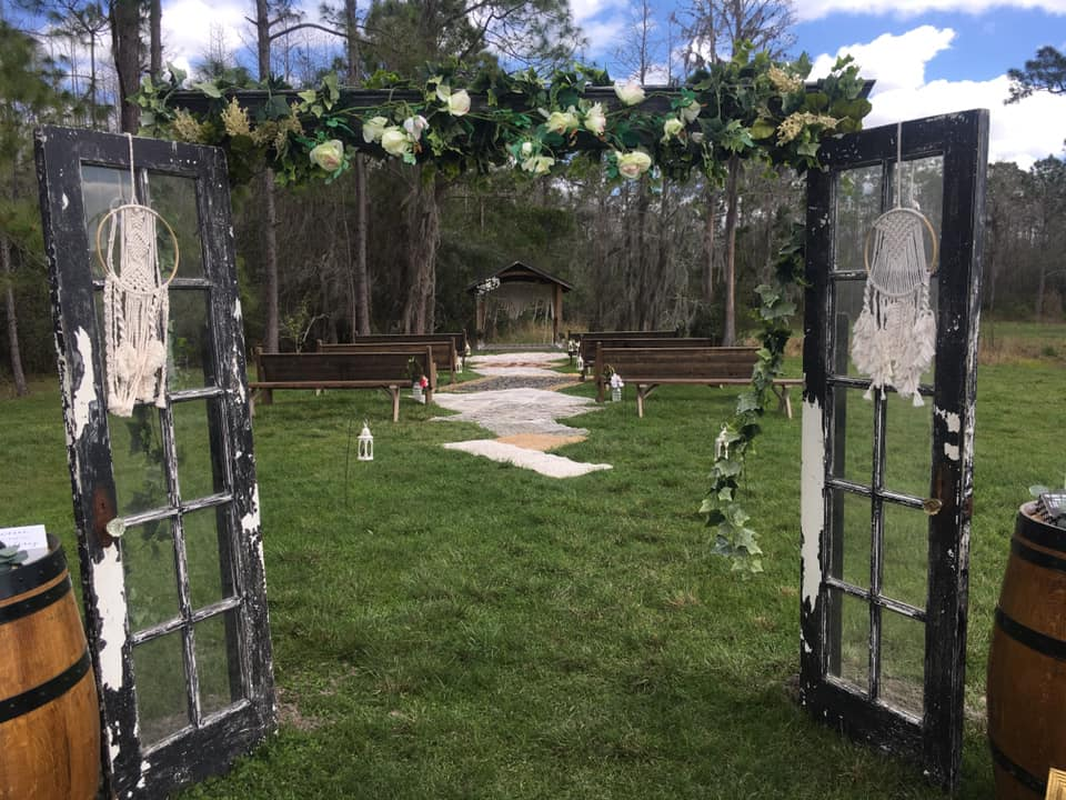 Mystical Winds Gathering Place ceremony space