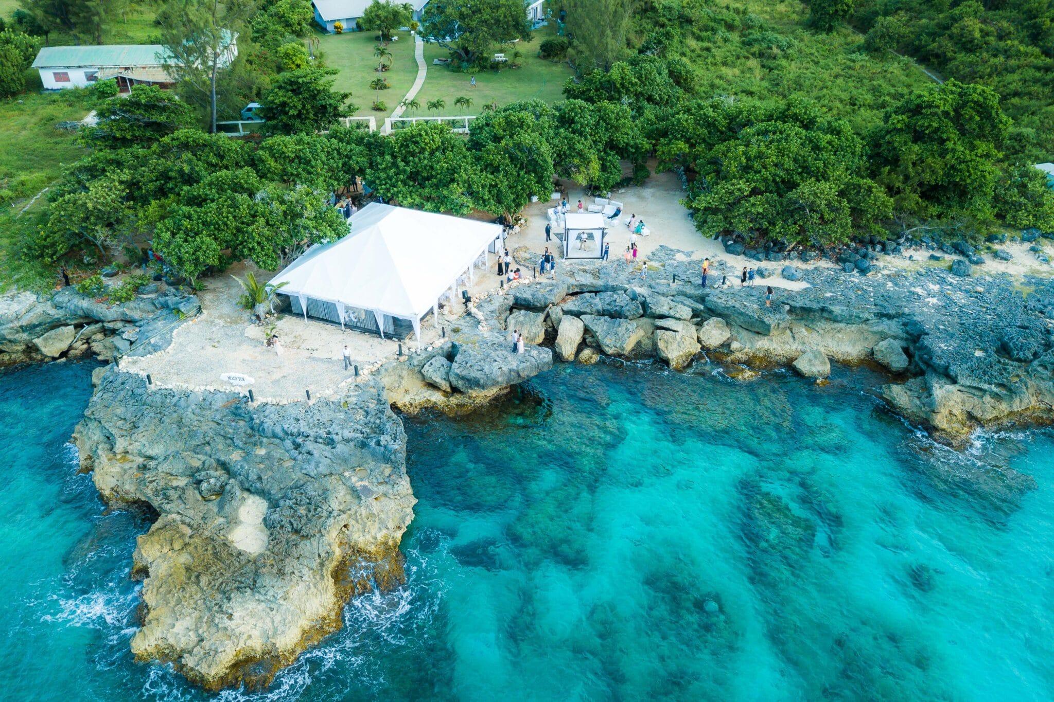Borghinvilla Wedding Venue Jamaica destination wedding venue