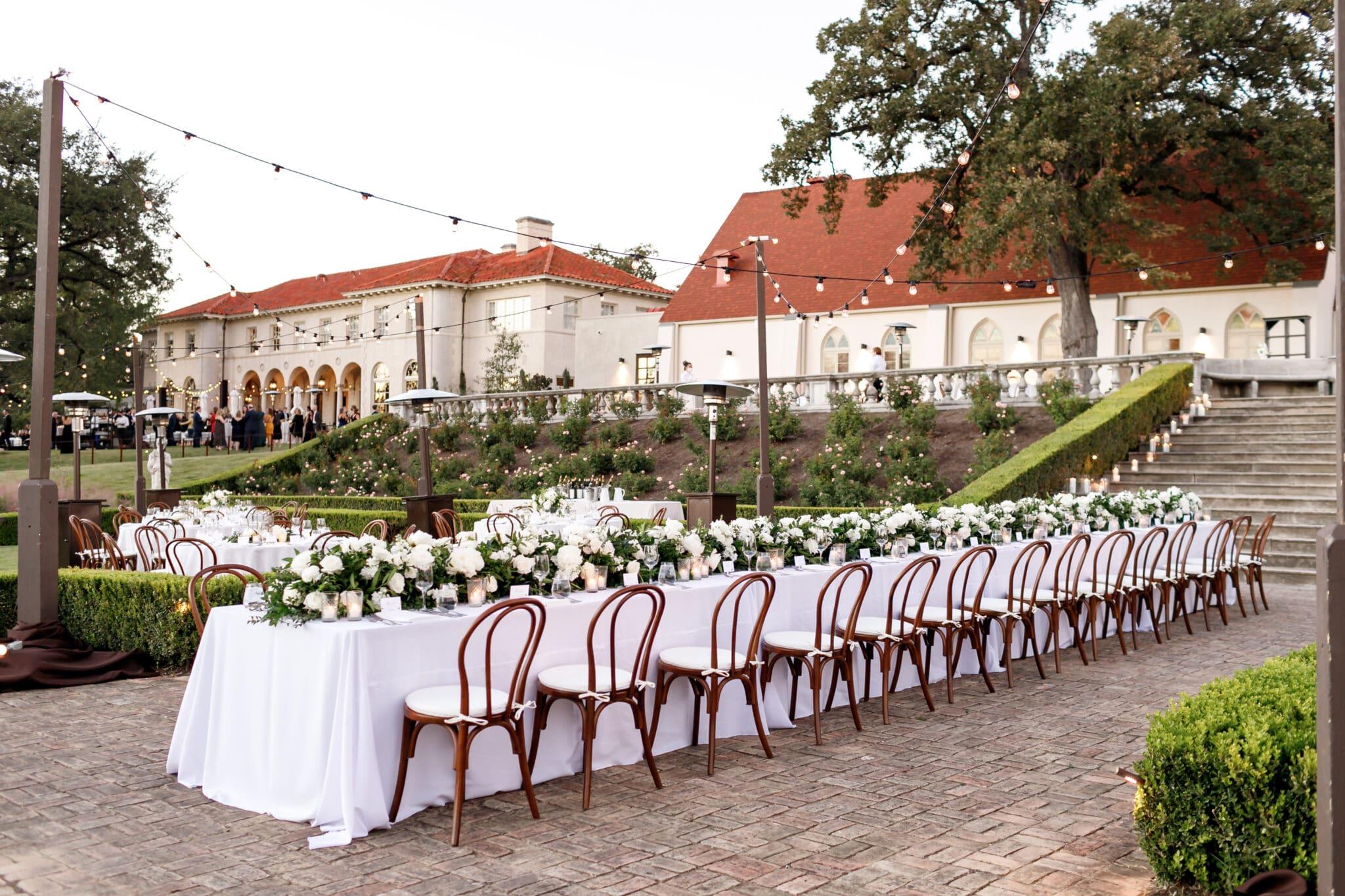 Commodore Perry Estate destination wedding venue