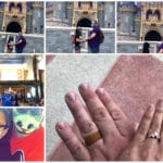 Walt Disney World Orlando Marriage Proposal 7