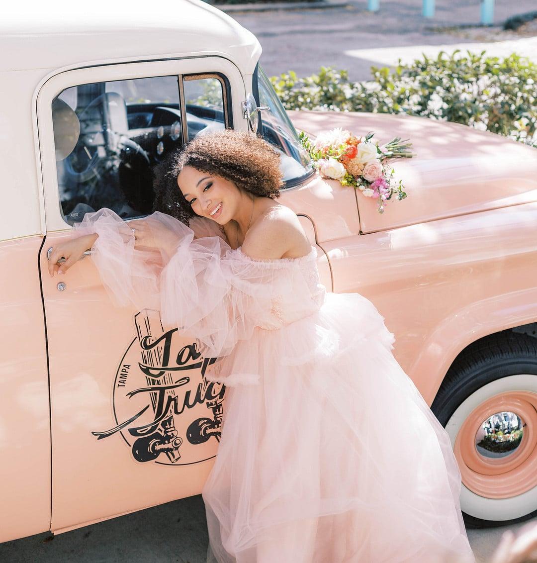 70's Inspired Wedding - Styled Shoot 65