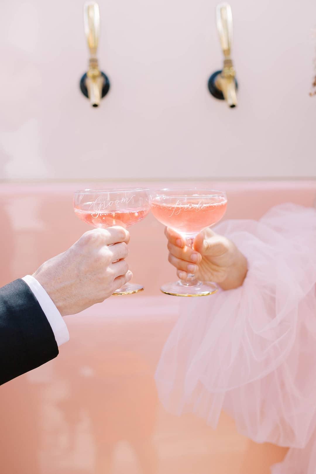 70's Inspired Wedding - Styled Shoot 71