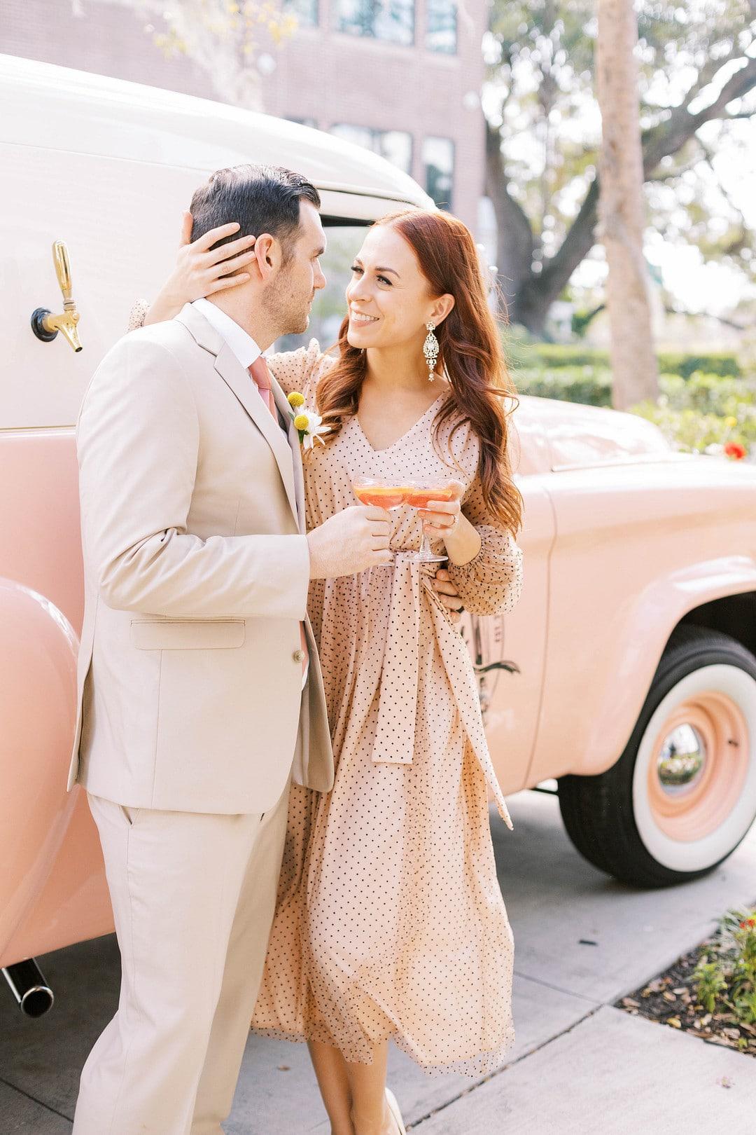 70's Inspired Wedding - Styled Shoot 77