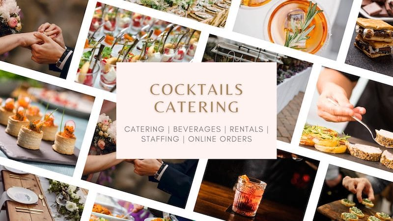 Cocktails Catering logo