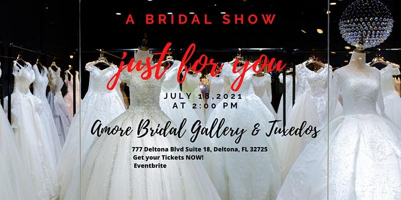 Bridal Show Amore Bridal Gallery & Tuxedos