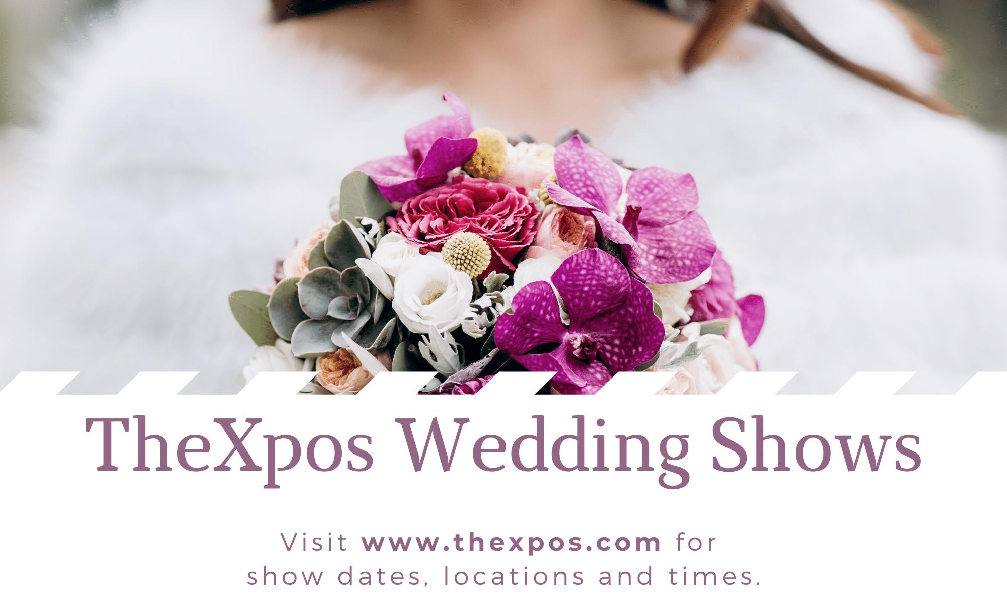 TheXpos Wedding Shows logo