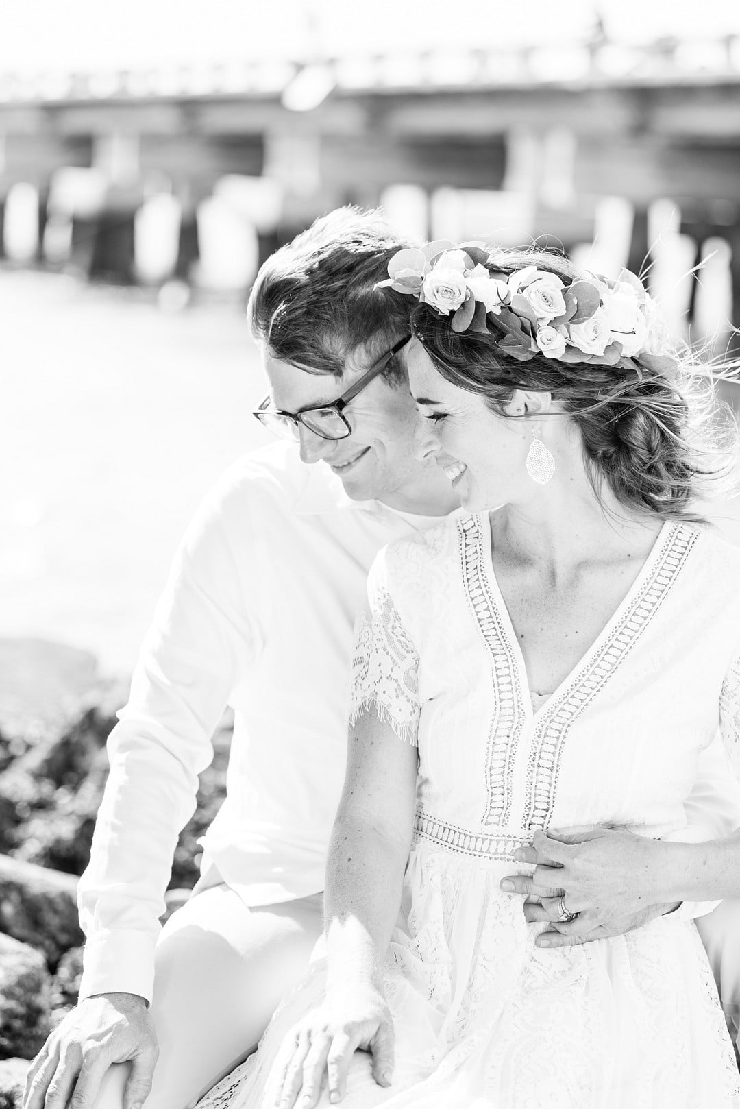 Romantic, Spring Styled Wedding with Horses on the Beach_Christine Austin Photography_©christineaustinphotography_2021_RomanticBeachStyledShoot_Austin+Naomi_20_low