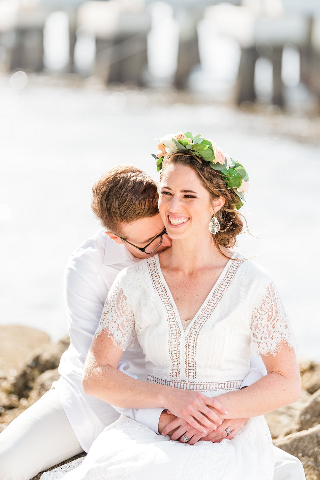 Romantic, Spring Styled Wedding with Horses on the Beach_Christine Austin Photography_©christineaustinphotography_2021_RomanticBeachStyledShoot_Austin+Naomi_28_low