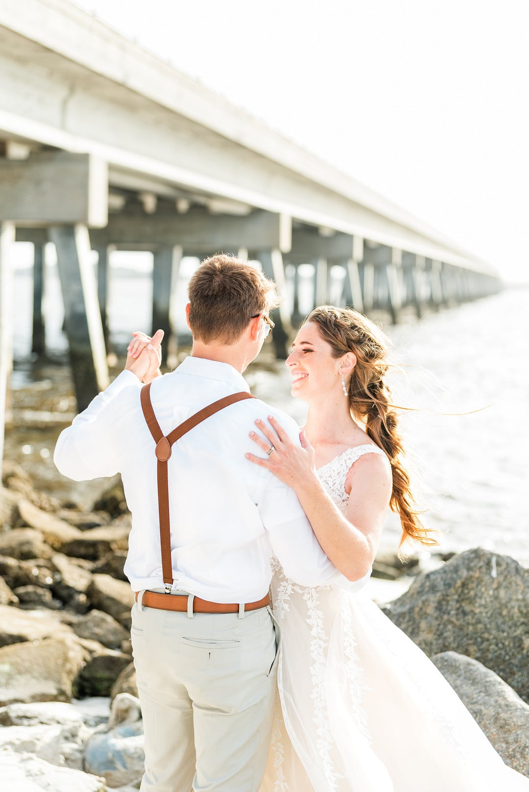 Romantic, Spring Styled Wedding with Horses on the Beach_Christine Austin Photography_©christineaustinphotography_2021_RomanticBeachStyledShoot_Austin+Naomi_72_low