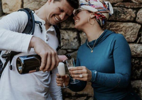 Machu Picchu Marriage Proposal