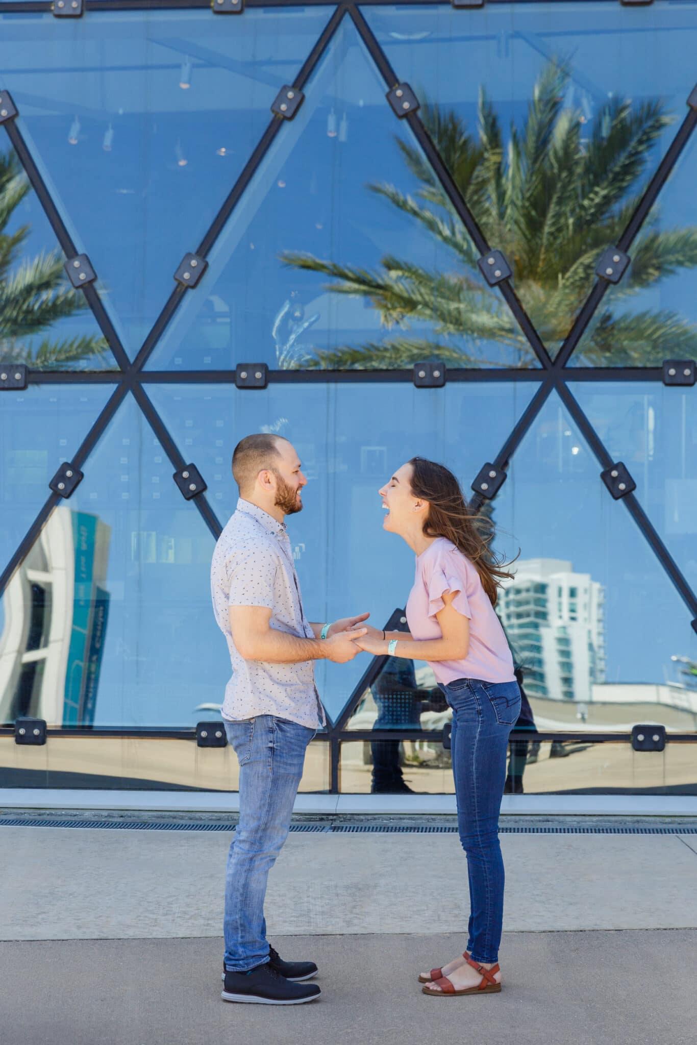Salvador Dali Museum Marriage Proposal19