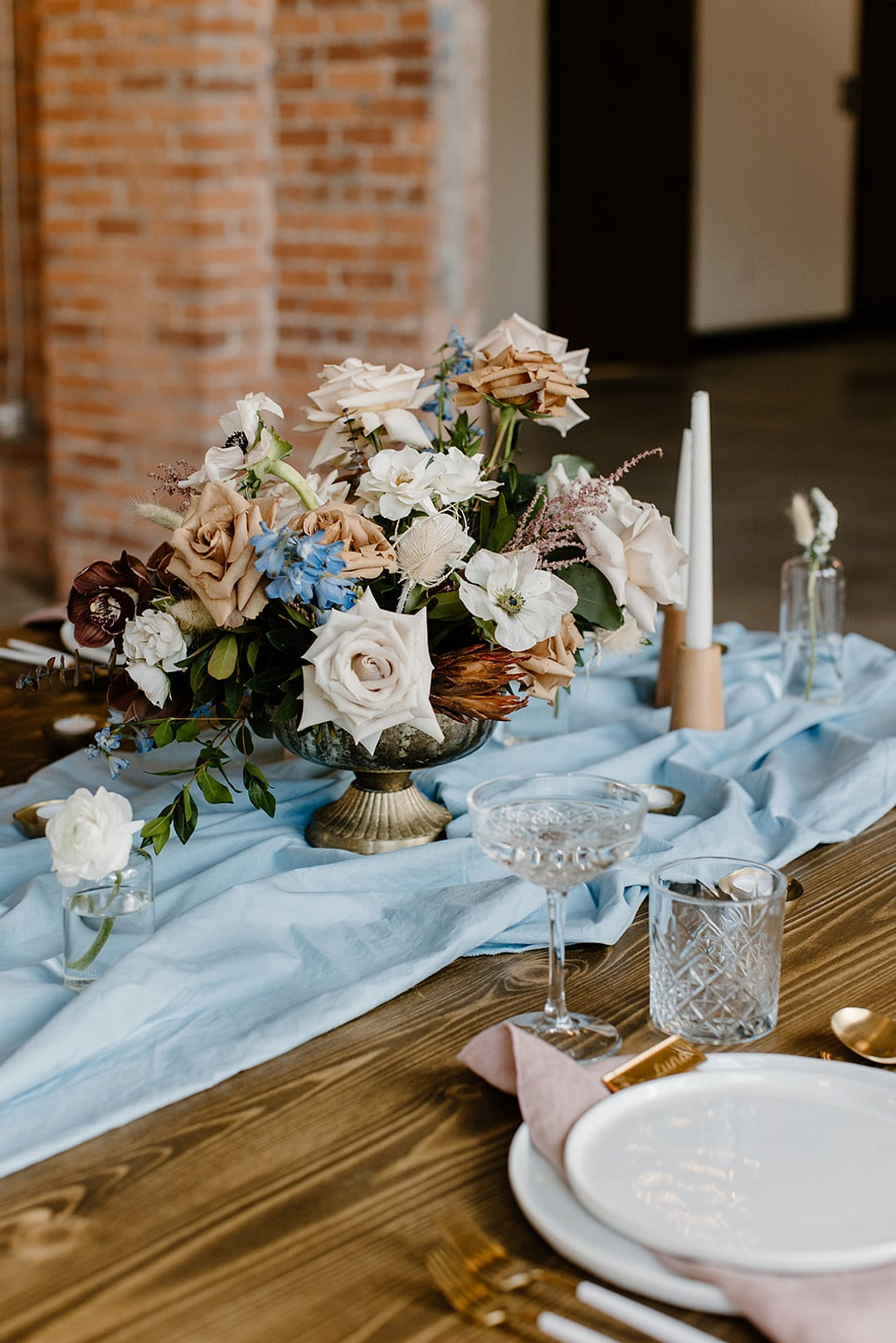 Venue at The Block Styled Shoot